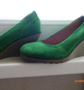 Новые туфли из Германии