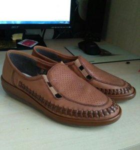 Туфли женские Reidel 37р кожа новые