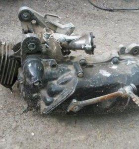 Двигатель Honda dio 34-35 GBLK