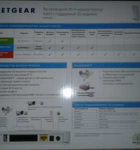 Wi-Fi маршрутизатор беспроводной