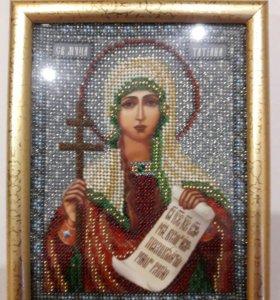 Икона святой мученицы Татианы.