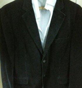 Пиджак штруксовый