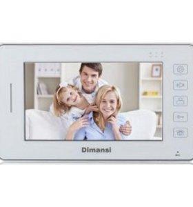 Видеодомофон T-970CA 7 дюймов