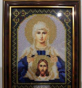 Икона святой мученицы Виринеи (Вероники)