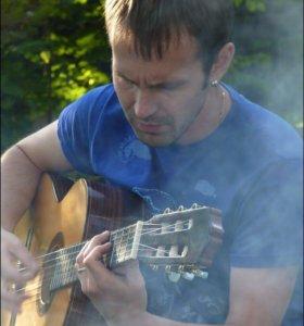 Обучение игре на гитаре (частные уроки)