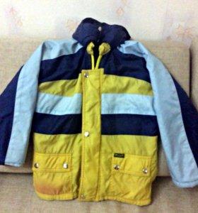 Куртка на мальчика весна- лето- осень