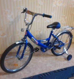 """Детский велосипед """"Байкер"""""""