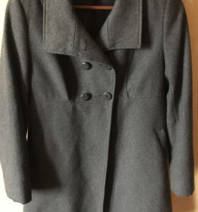 Пальто шерстяное Zolla