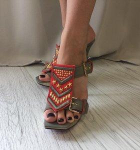 Новые туфли от Paolo Conte 38 размер