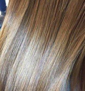 Полировка волос (альтернатива ботоксу, кератину..)