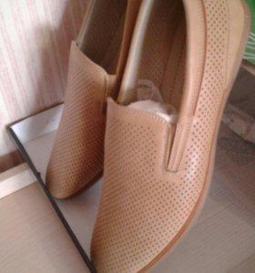 42 размер новые туфли