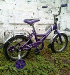 Велосипед возраст от 3-х до 5-ти лет