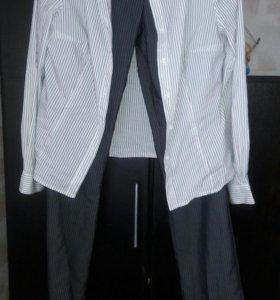 Брюки и рубашка