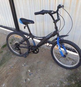 Велосипед turbo