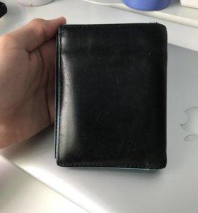Бумажник Piquadro blue square PU1129B2/N(Кожа)