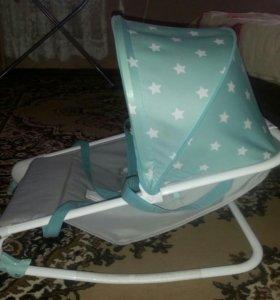 Шезлонг-стульчик