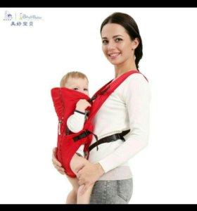 Рюкзак кенгуру baby carrier. Новый