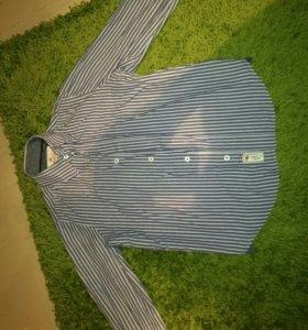 Набор рубашек для школьника 4 шт