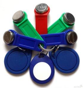 Изготовление и доставка домофонных ключей