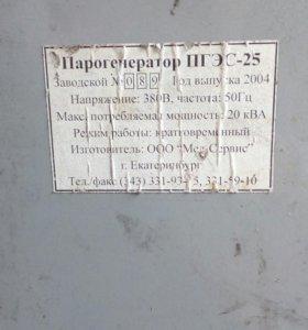 парогенератор пгэс 25