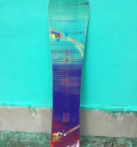 Сноуборд Salomon Drift Rocker 156 см