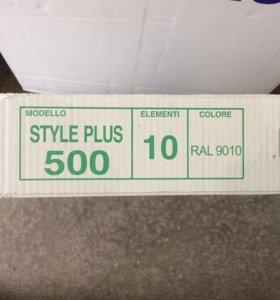 Радиатор Global Style Plus 500,350