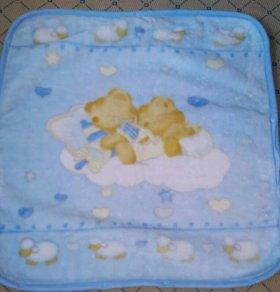 Тёплый конверт-одеяло