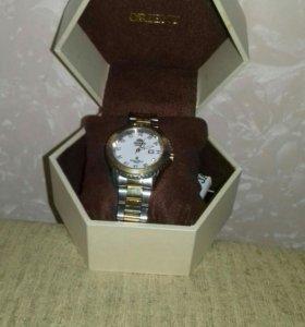Механические оригинальные часы Orient