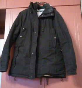 Куртка (парка) мужская