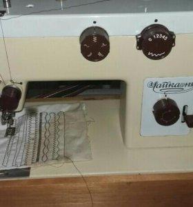 Чайка 143 Советская швейная машинка как новый