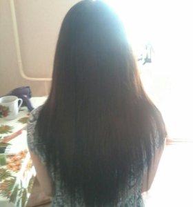 Наращу волосы