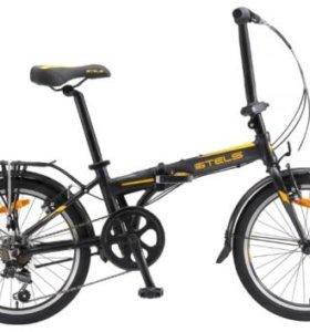 """Новый суперскладной велосипед Stels Pilot 630 20"""""""