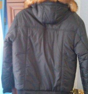 Куртка мужская новая, размер 50 , зимняя