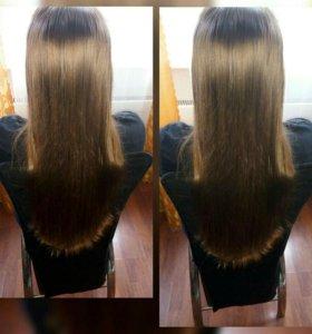 Ламинирование волос 😻