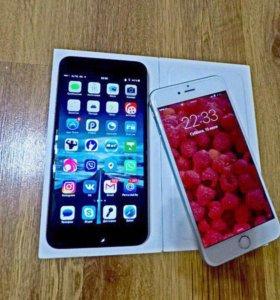iPhone 6 Plus 64gb black и silver