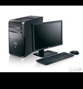 Компьютер + Монитор NEC
