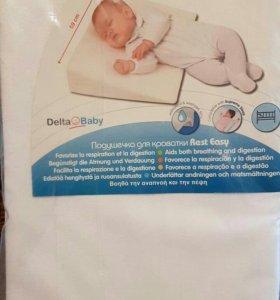 Подушка для кроватки Rest Easy