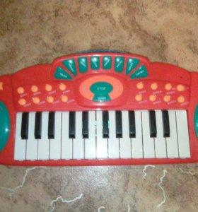 Музыкальный дет.инструмент