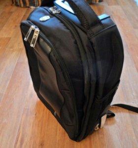 Рюкзак на колесах Swiss Peak,портфель