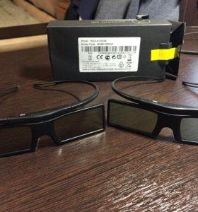 3D очки От Samsung smart tv