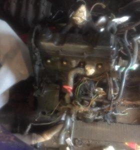Фольксваген Двигатель 1,8