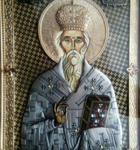 Икона Св. Василий Острожский