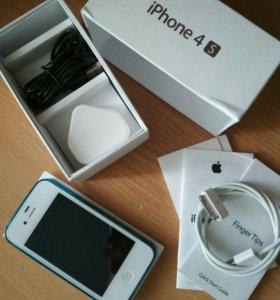 IPhone 4s 32gb с коробкой и документами