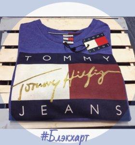 Свитшот/толстовка Tommy Hilfiger jeans