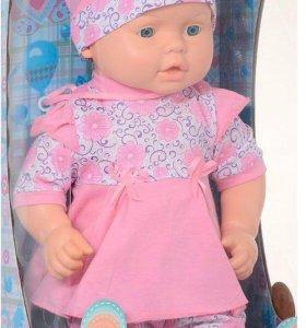 Кукла-пупс Влада (53 см) новая