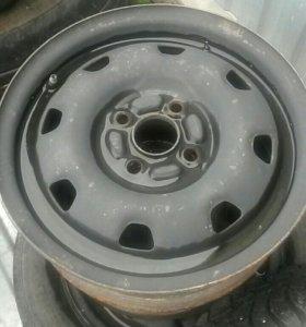 Штамп Hyundai,Kia r14 4*100