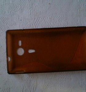 Чехол на телефон Sony