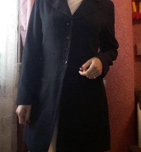 Тренч пальто пиджак))
