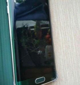 Samsung Galaxy S6 edge Limited Edition (Green)