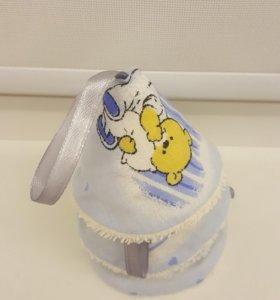 Сувенир для новорожденных мальчиков